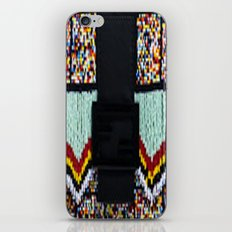 Beads iPhone & iPod Skin