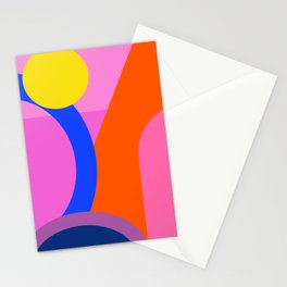 Shapes 72 Stationery Cards