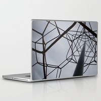 matrix Laptop & iPad Skins featuring matrix. by S.Simona