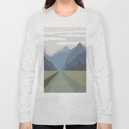 The Mountain Road III Long Sleeve T-shirt