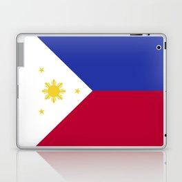 Philippines flag emblem Laptop & iPad Skin