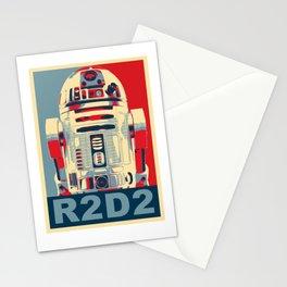 R2D2 Framed Stationery Cards