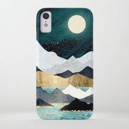 Ocean Stars iPhone Case