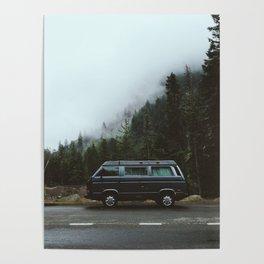Northwest Van Poster