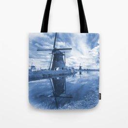 Kinder Delft  Tote Bag