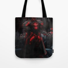 Mecha series // Bison Tote Bag