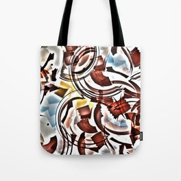 Coffe & Jazz Tote Bag