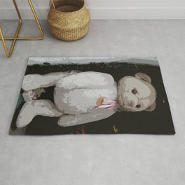 Teddy Bear Rug