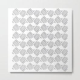 Pattern 107 Metal Print