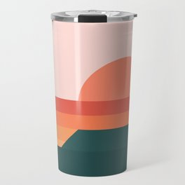 Sunseeker 08 Landscape Travel Mug