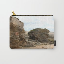 Shaped By The Sea Carry-All Pouch