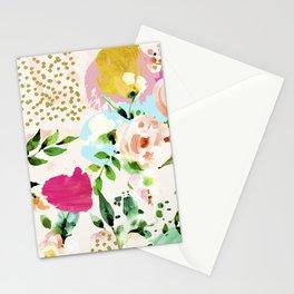 Floral Blush #society6 #decor #buyart Stationery Cards