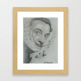 Salvador Dali  Framed Art Print