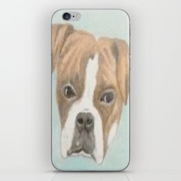 Boxer Puppy iPhone Skin
