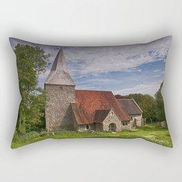 St Michael And All Angels Berwick Rectangular Pillow