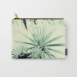 Abstract Urban Garden Carry-All Pouch