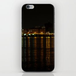 Reflections Of Detroit iPhone Skin