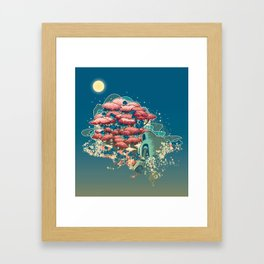 Journey /Discovery  Framed Art Print