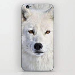 Up close and personal iPhone Skin