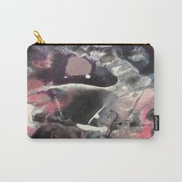 Gentle Motion. From my Original Abstract Paint by JodiLynpaintings. Carry-All Pouch