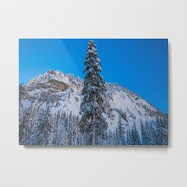 Standing Out, Standing Tall Metal Print