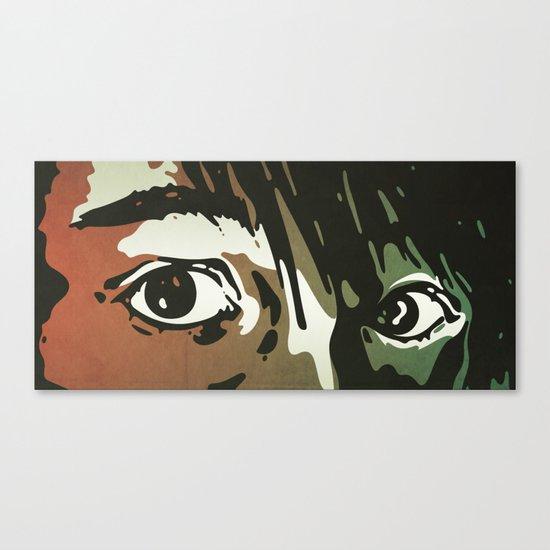 you. Canvas Print