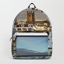 Henley on Thames Riverside Backpack