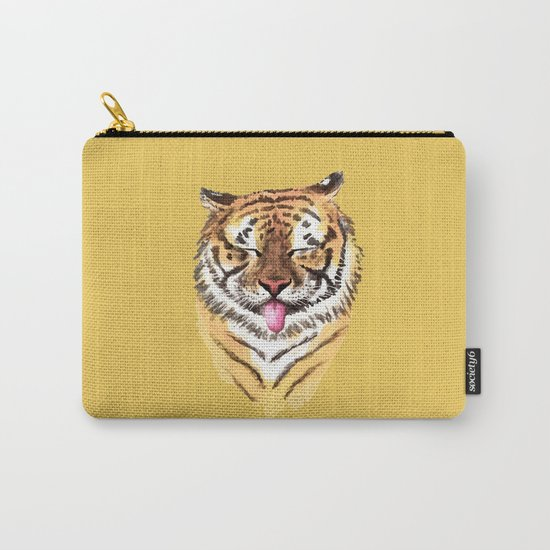 El Tigre Carry-All Pouch