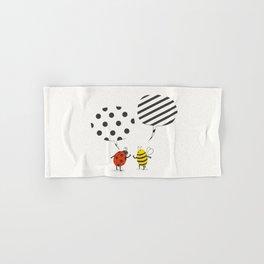 Pattern conflict Hand & Bath Towel
