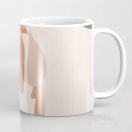 Abstract Woman in a Dress Coffee Mug