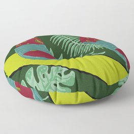 Summer-Socks & Style Inverted 1st Edition Floor Pillow