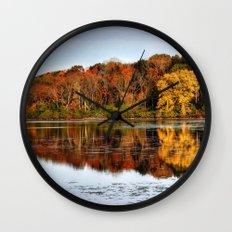 Rock Cut State Park Wall Clock