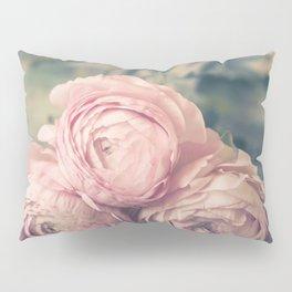 Lovely Ranunculus Pillow Sham