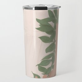 Holding on to a Branch Travel Mug