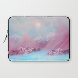 Positive morning Laptop Sleeve