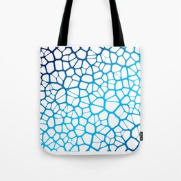 Abstract Neurons Network 2 Tote Bag