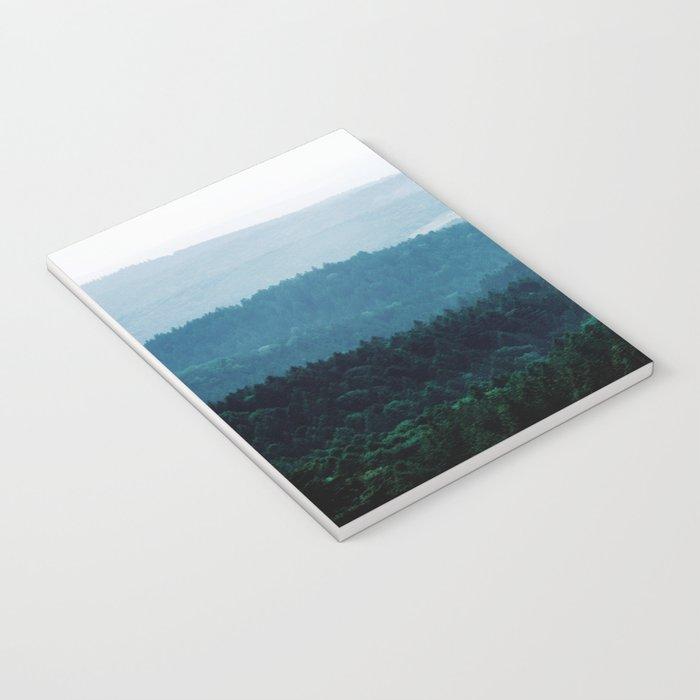 Mountain Air Notebook