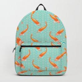 Japanese Koi Backpack