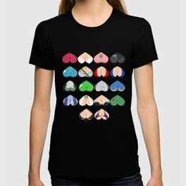 Females In Video Games T-shirt