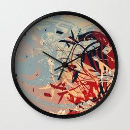 8218 Wall Clock