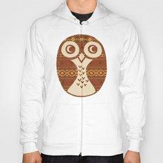 Navajo Owl  Hoody