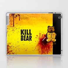 KILL BEAR Laptop & iPad Skin