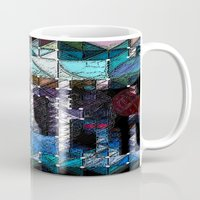 portlandia Mugs featuring :: Portlandia :: by :: GaleStorm Artworks ::