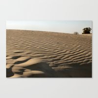 dune Canvas Prints featuring DUNE by Avigur