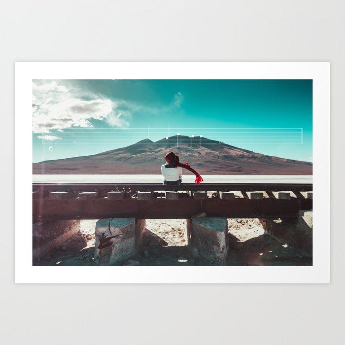 .30 Art Print