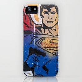 Man of Steel iPhone Case