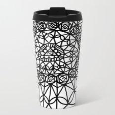 Doodle 12 Metal Travel Mug