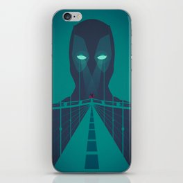 Chimichangas on the Street iPhone Skin