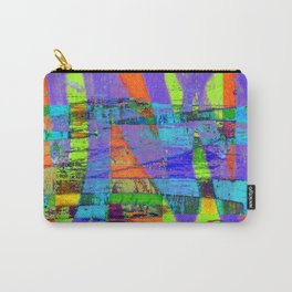 stockholm graffic Carry-All Pouch