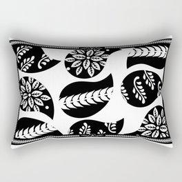 Mehindi Three Rectangular Pillow